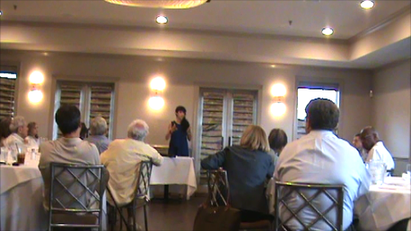 Guest Speaker at Englewood Rotary August 11, 2015